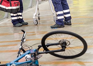 Common Injuries Following a Bicycle Accident