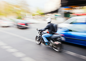 Fatal Motorcycle Accident from Biker Following Too Close
