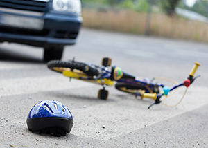 Bicycle Accident Injured Two Young Boys